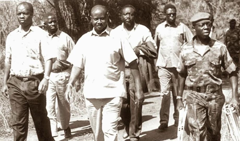 Kabaka Mutebi Meets Museveni