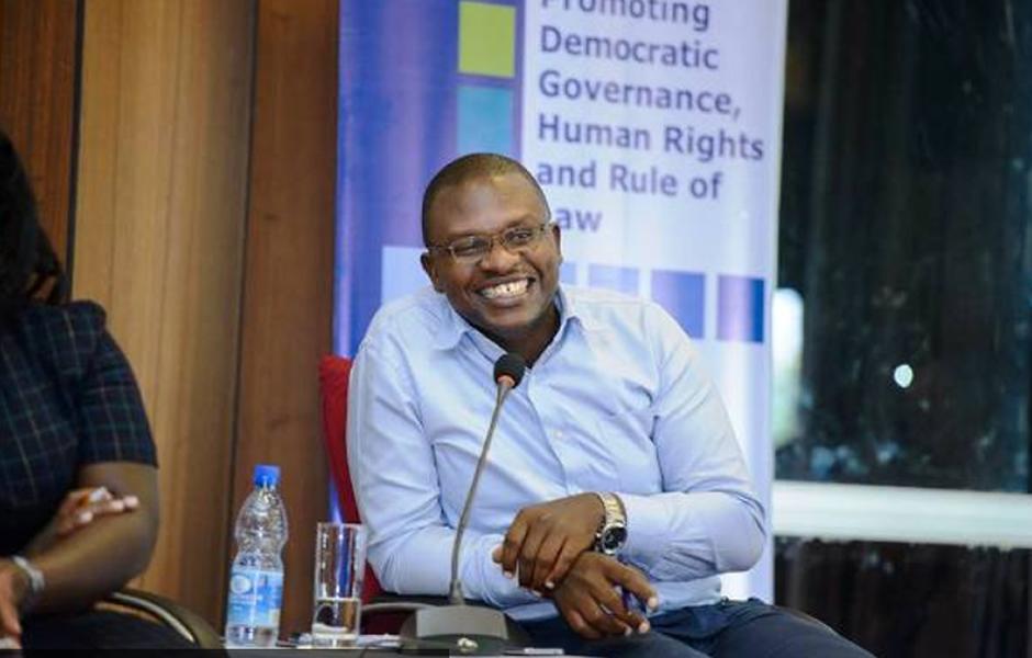 Giles Muhame