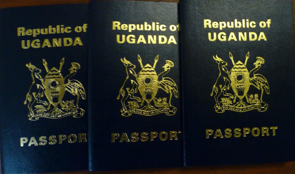Uganda Passport