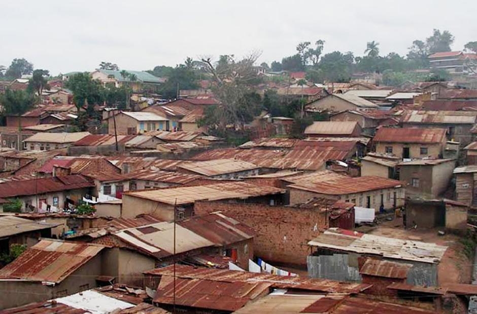 Slums of Uganda