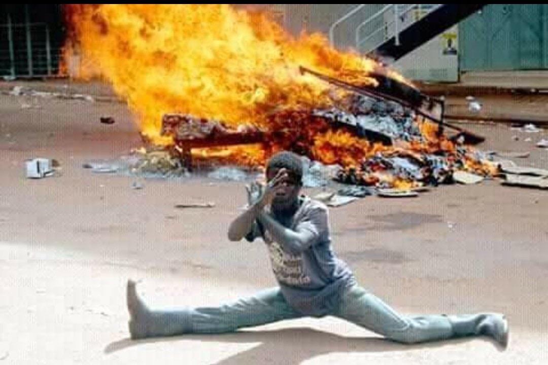 Free Bobi Wine Rioter