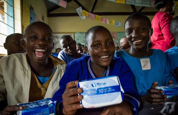 Sanitary Pads in Uganda