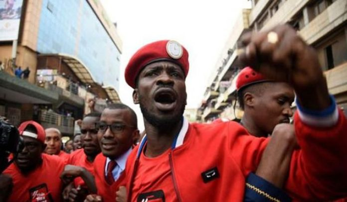 Kyagulanyi Bobi Wine