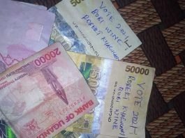 Bobi Wine on Currency Notes