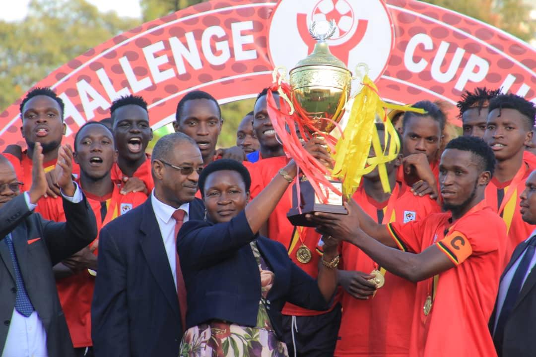 Uganda Cranes Win CECAFA 2019
