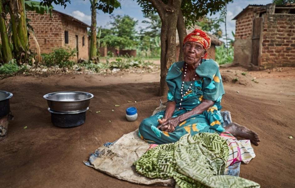 Uganda Elderly
