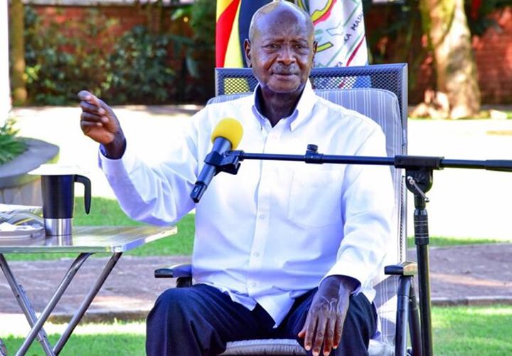 Museveni Extends Uganda Corona Virus Lockdown