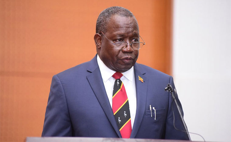Dan Odongo - UNEB Secretary