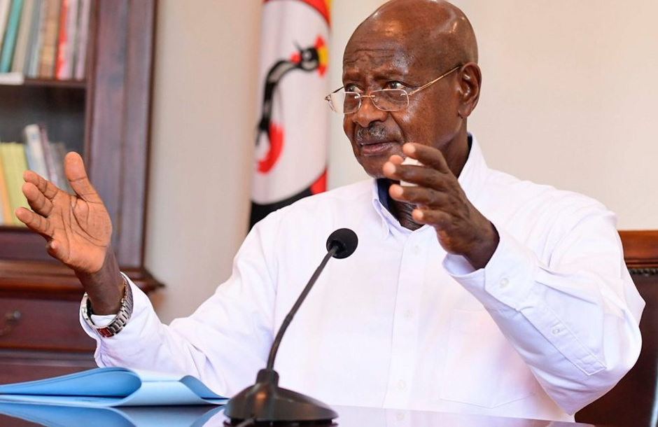 Museveni Address to the Nation