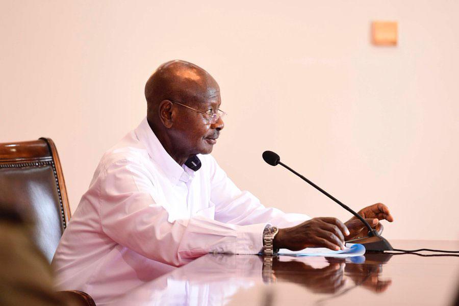 Museveni Address on Covid-19
