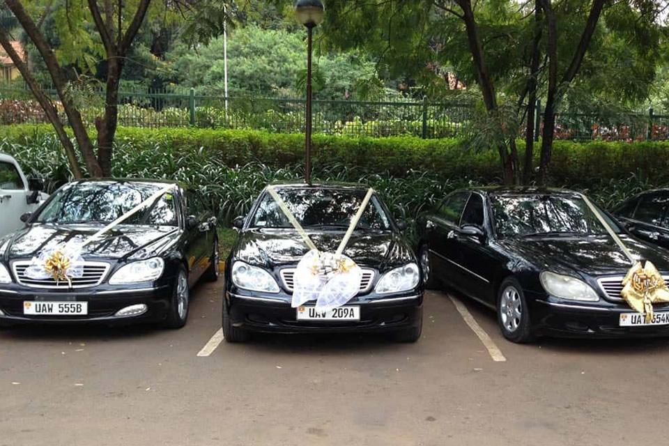 Wedding Cars Uganda