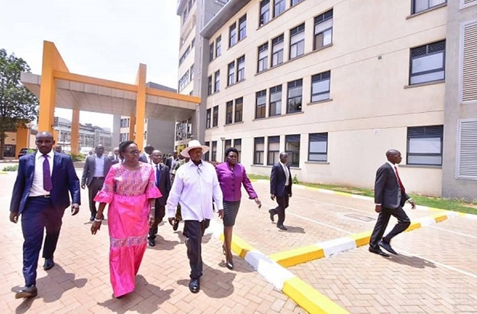 Mulago Specialized Hospital
