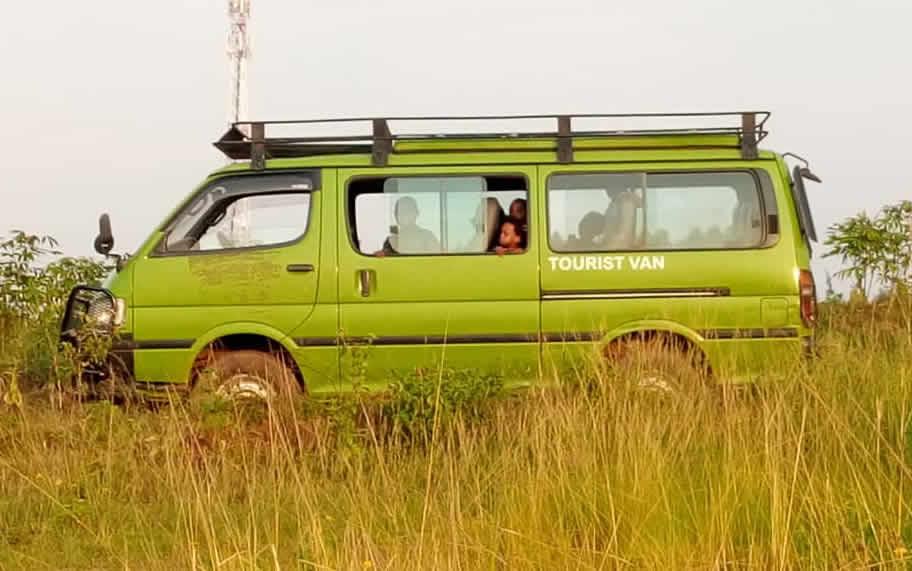 Safari Van Rentals - Car Hire Uganda