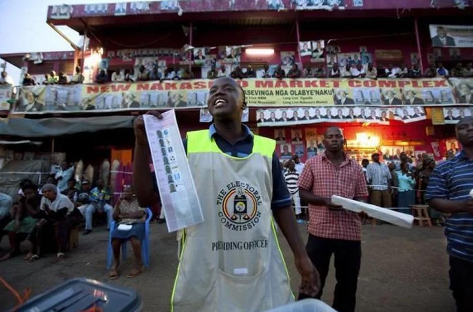 Uganda 2011 Elections